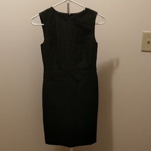 NWT Ann Taylor Black Dress